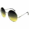 JANIS JOPLIN STYLE SUNGLASSES, WITH LENS FADING 2 ANOTHERCOLORS