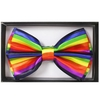 RAINBOW COLORS BOW TIE