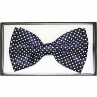 SMALL DOTS BOW TIE