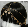 COINS AND CHAIN HEADCHAIN IN GOLD ONLY