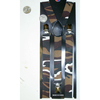 CAMO SUSPENDERS BROWNISH LOOK