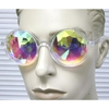 KALIEDOSCOPE  GEM CUT THICK  SUNGLASSES REVO LENS