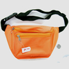 NEON  ORANGE ONLY COLOR FANNY PACKS