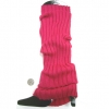 LEG WARMER, FUCHSIA COLOR ONLY