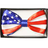FLAG STYLE BOW TIE