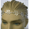 SILVER ONLY  LEAF HEADBAND SILVER ONLY IN STOCK