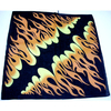 2 SETS OF FLAMES BANDANAS