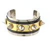 SPIKE BRACELET 3 COLOR METAL BRACELET