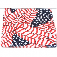 FLAG STYLE USA WAVING LOOK BANDANA