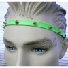 NEON HEADBAND WITH SPIKES