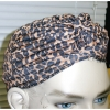 TURBIN IN 6 COLORS WITH LEOPARD PRINT