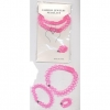 PINK COLOR FISHLINE JEWELRY SET