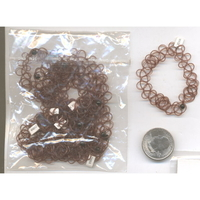 BRACELET FISHLINE JEWELRY IN A BROWN COLOR