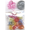 RING IN ASSORTED BRIGHT COLORS FISHLINE STLYE