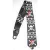 SKULL WITH CROSSBONES & PIRATE STYLE SKULL NECKTIE