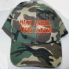 CAMO PRINT MAKE AMERICA GREAT AGAIN CAP