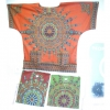 DASHIKI SHIRT, DIFFERENT PATTERN, LIMITED STOCK.