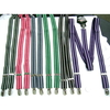 STRIPE SUSPENDERS IN ASSORTED COLORS
