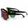 1 PIECE LENS WRAP LOOK REVO LENS SUNGLASSES