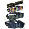 ASSORTED UTILITY FANNY BAG , LOTS OF COMPARTMENTS