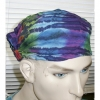 DARK TYE DYE COLORS HEADBAND MADE IN THAILAND