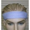 PASTEL COLOR SWEATBANDS  HEADBANDS, 6 COLORS
