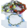 FLOWER HEADBAND IN ASSORTED COLORS