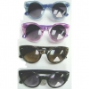 ROUND LENS, COOL CAT SHAPE SUNGLASSES, COOL COLORS 1 DZ ONLY