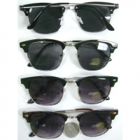 SOHO CLASSIC STYLE WITH METAL ARMS SUNGLASSES