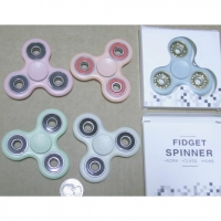 GLOW IN THE DARK SPINNERS, CREAMY COLORS