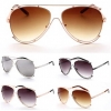 AVIATOR SUNGLASSES, DOUBLE METAL BAND, METAL COOL ARMS,