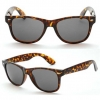 BLUES BROTHERS DEMI TORTOISE COLOR FRAMES WITH DARK LENS