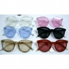6 COLORS LENS & FRAMES SAME COLOR VERY COOL SUNGLASSES
