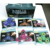 SPINNER, NINJAS STYLE, GLOW IN THE DARK ASSORTED COLORS