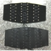 CORSET STYLE BELT WITH LACES 7 INCHES WIDE