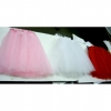 TUTU&#39S RED, PINK, AND WHITE 16 INCHES LONG