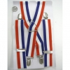 RED, WHITE & BLUE WIDE SUSPENDERS