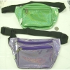 GLITTER LOOK, COOL COLORS FANNY PACKS