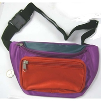 3 COLOR FANNY PACKS ONLY 1 COMBO OF COLORS LEFT