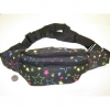 FANNY PACK WITH STARS PRINT IN DIFFERENT COLORS AND SIZES