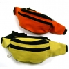 YELLOWONLY LEFTBRIGHT COLOR 100% COTTON FANNY PACKS