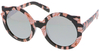 CAT TIP ROUND  FRAMES REVO LENS COOL COLORS SUNGLASSES