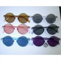 ROUND LENS 6 DIFFERENT COLOR SUNGLASSES
