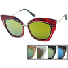FLAT FRAMES, REVO LENS, VERY COOL FUNKY SUNGLASSES
