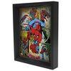 AMAZING SPIDERMAN SHADOW BOX