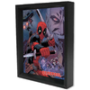 DEADPOOL SHADOW BOX