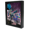 BATMAN/JOKER SHADOW BOX
