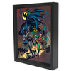 BATMAN/ROBBIN SHADOW BOX