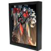 HARLEY QUINN SHADOW BOX
