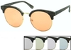 SOHO STYLE FRAMES WITH ASSORTED COLOR LENSES